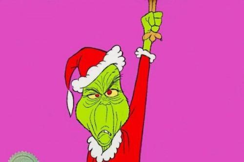 El Grinch que se robo la navidad