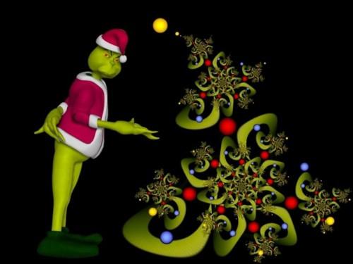 Fondos Para Pantallas De Grinch Para Navidad: Imágenes Tiernas Del Grinch