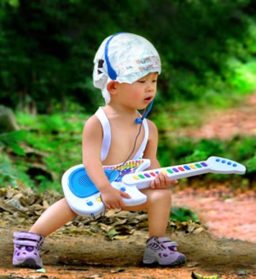 bebes musicales