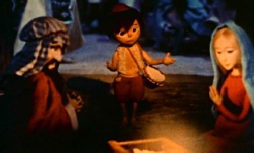el pequeño niño del tambor
