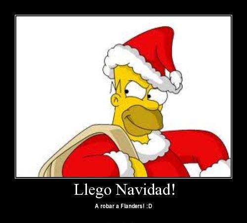 Llego Navidad