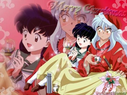Imagenes navideñas Anime