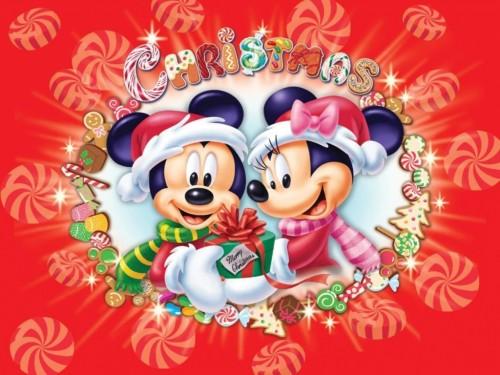 Imagenes navideñas de caricaturas