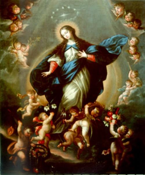Feliz Dia de la Virgen Maria - 8 de Diciembre