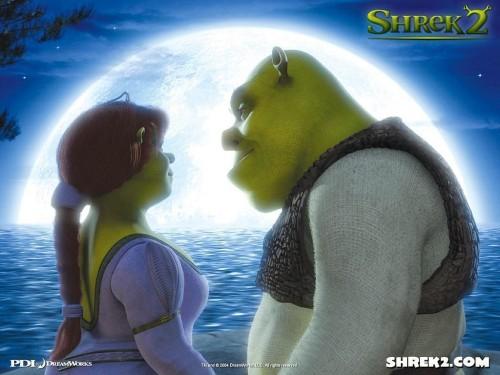 sherk romantico
