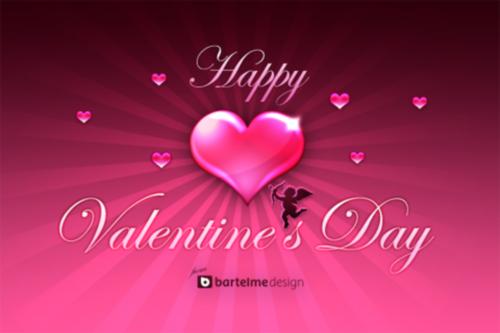 Imagenes del dia de san Valentín en ingles