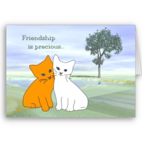 Imagenes de amistad con mensajes en ingles