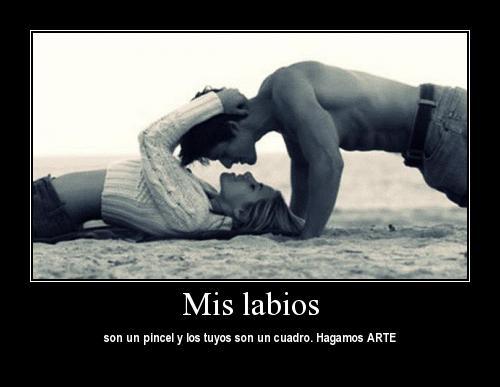 Las Frases Mas Romanticas De Labios Regala Besos Con Imagenes