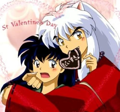 Imágenes Animes Para El Día De Los Enamorados