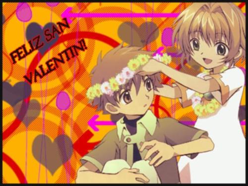Imagenes Animes para el dia de los enamorados