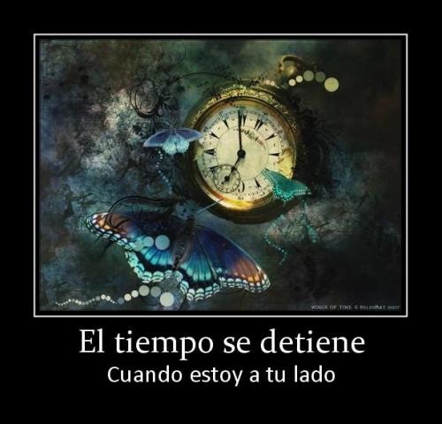 El Tiempo se Detiene