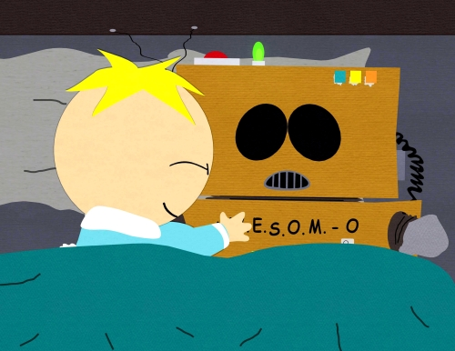 Butters South Park