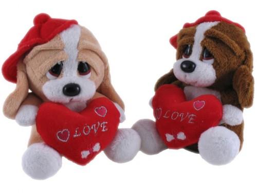 peluches para el dia de San Valentin