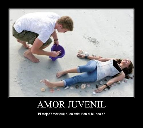 amor juvenil