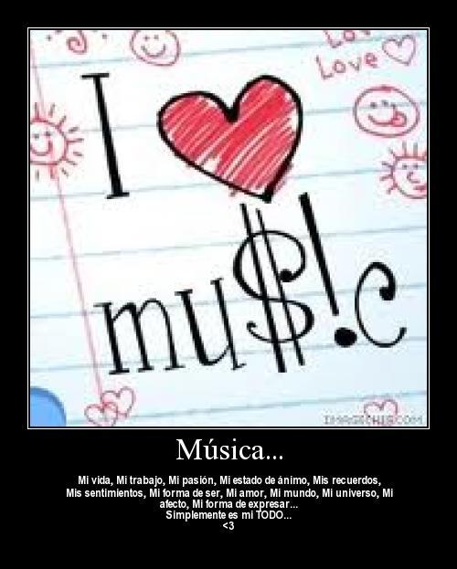 Mi Pasion es la Musica