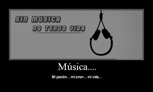 Mi Pasión es la Musica