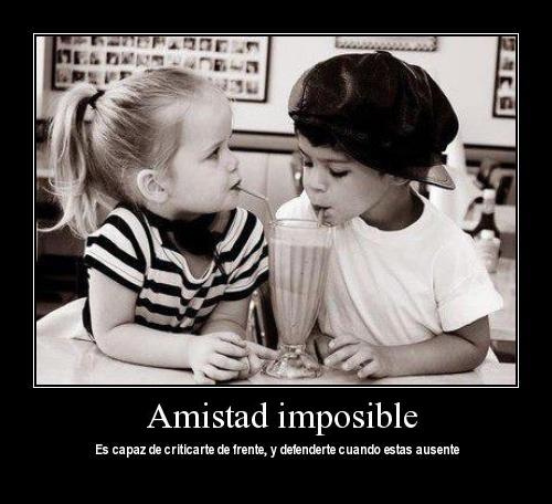 Amistad Imposible