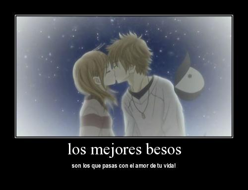 los mejores besos