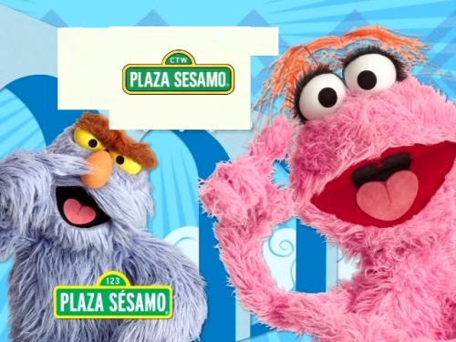 Lola plaza sesamo