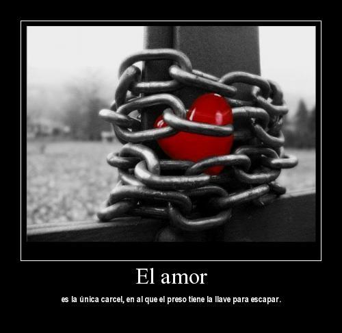Preso de tu amor