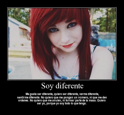 Soy Diferente