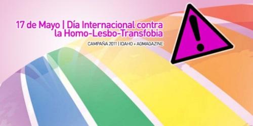 Dia Internacional contra la Homofobia y Transfobia