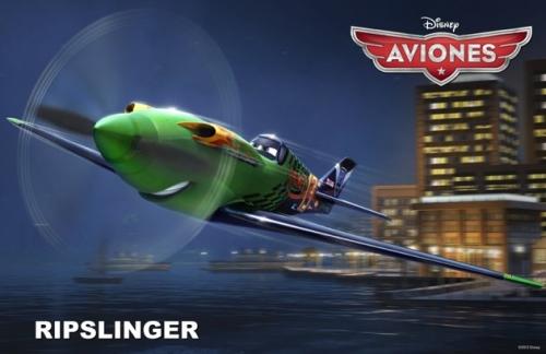 Aviones de Disney