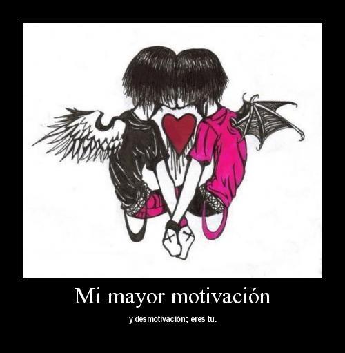 mi mayor motivacion