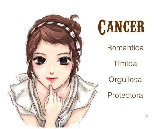 cancer signo zodiacal