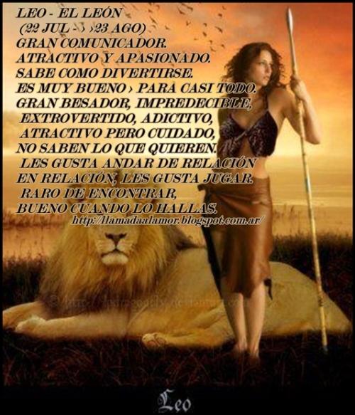 leo signo zodiacal