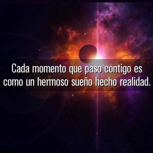 cada momento contigo es