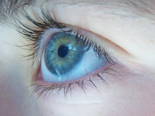 La historia de una mujer ciega