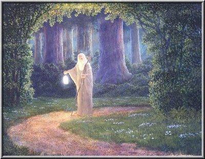 Luz para el camino
