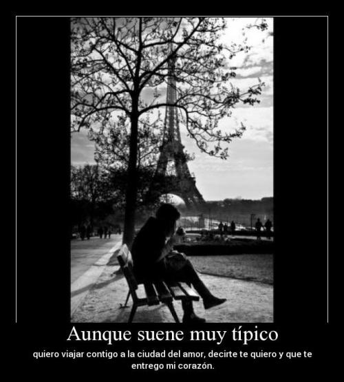Quiero viajar contigo