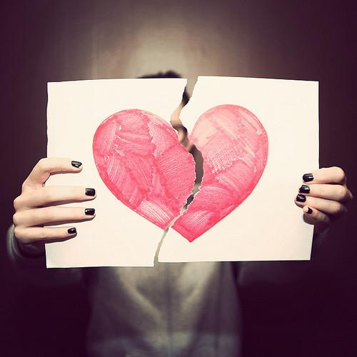 cuando se rompe el corazo