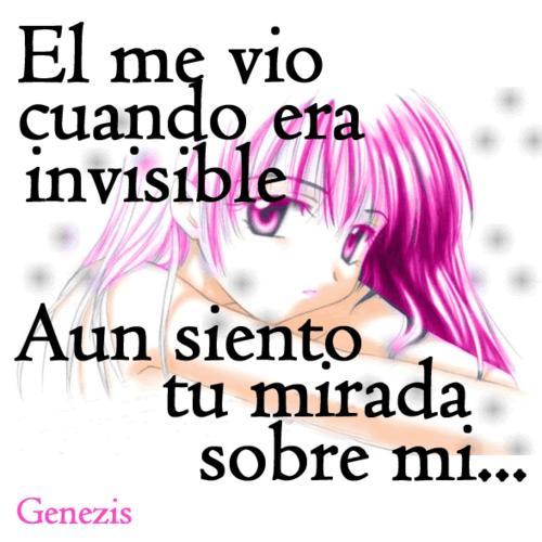Invisible para ti