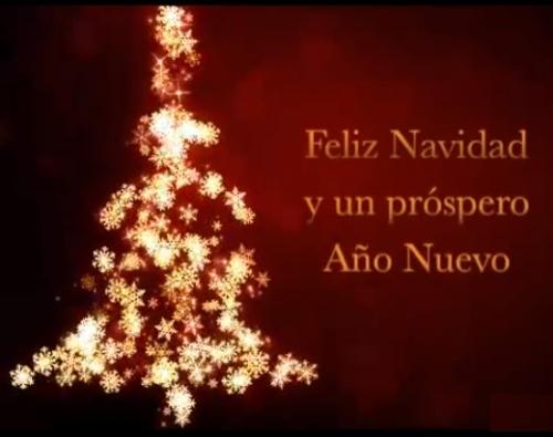 Feliz y prospero año nuevo