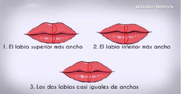 labios poner